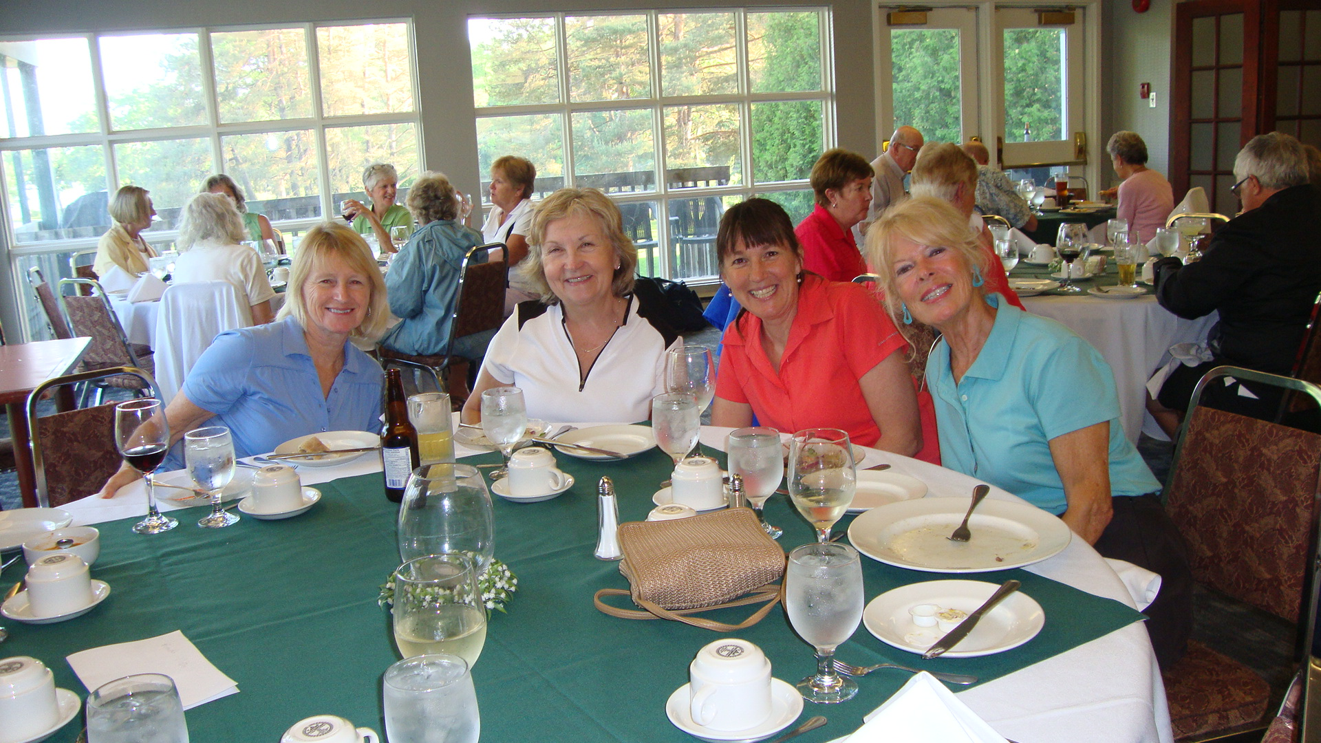 Ladies Nine Amp Dine By Nancy Mandigo Carleton Golf Amp Yacht Homeowners Association