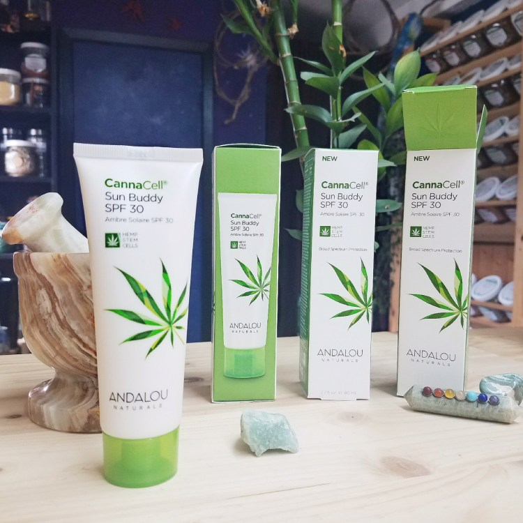 CannaCell Sun Buddy Sunscreen