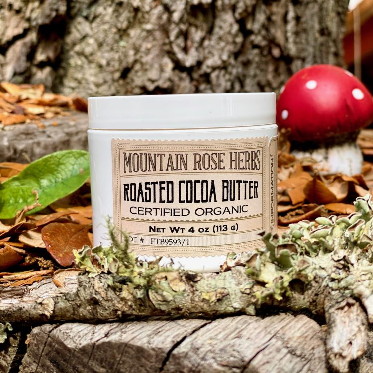 Roasted Cocoa Butter