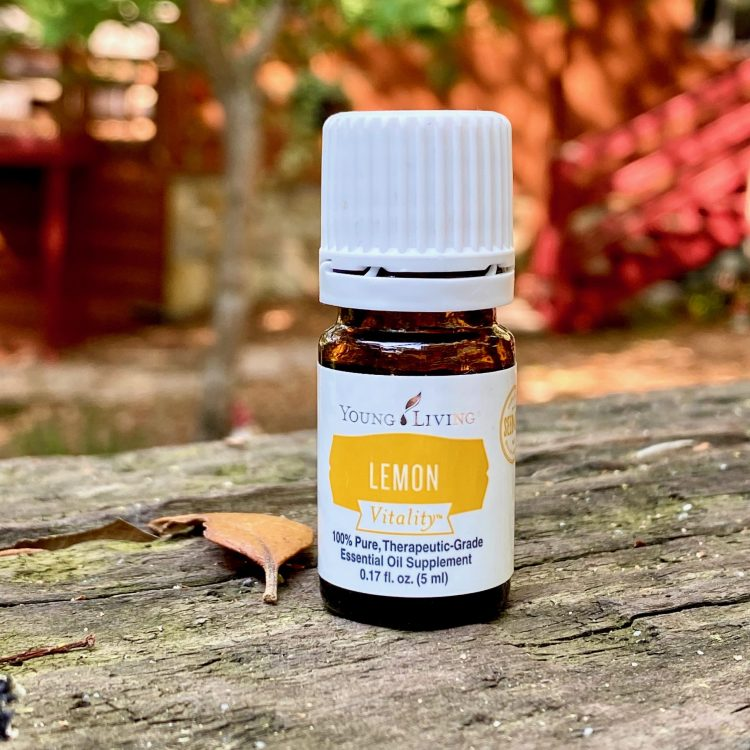 Lemon Essential Oil (5ml)