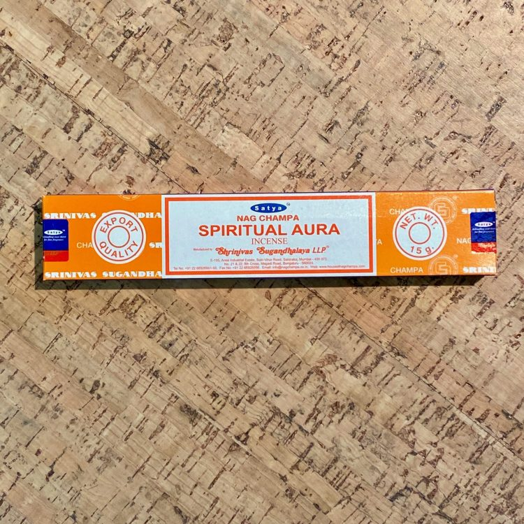 Spiritual Aura Incense Sticks 15g