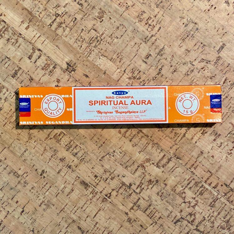 Spiritual Aura Incense Sticks 15g