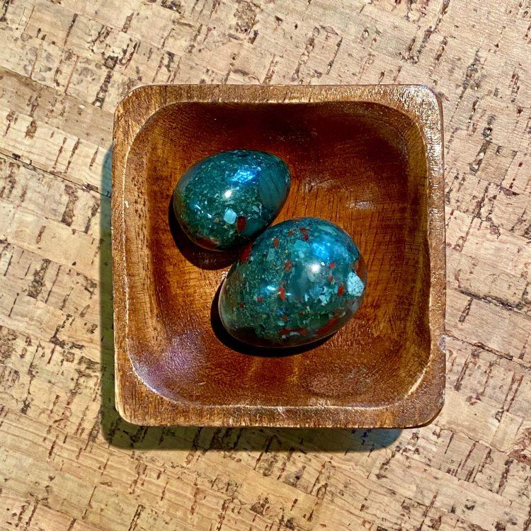 Bloodstone Yoni Egg