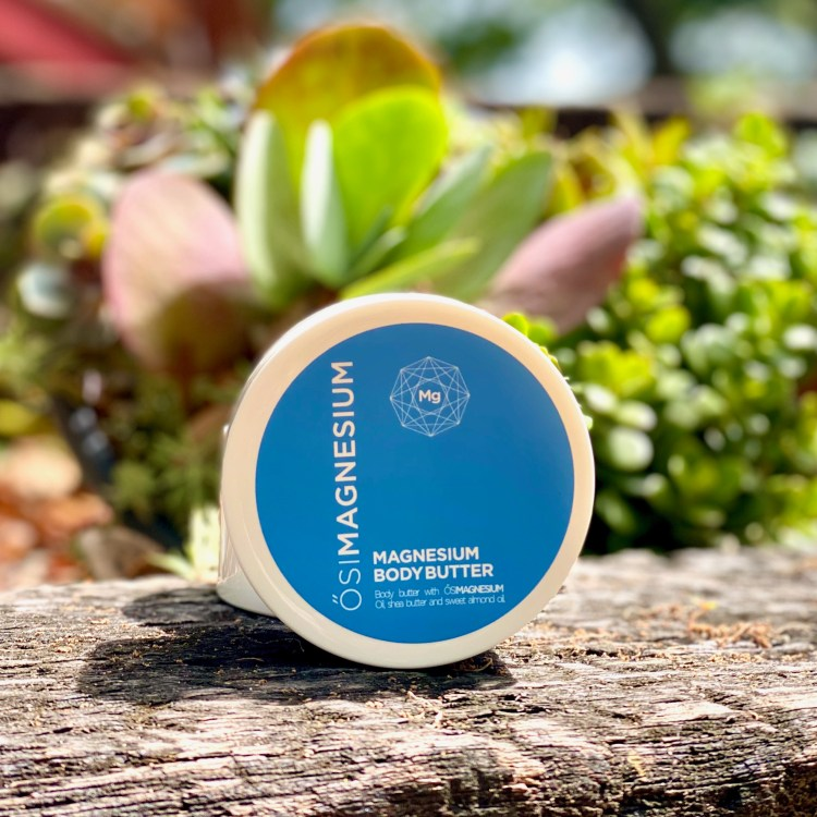 OSI Magnesium Body Butter