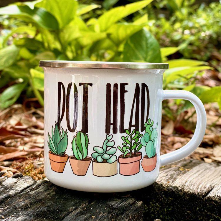 Mug - Pot Head