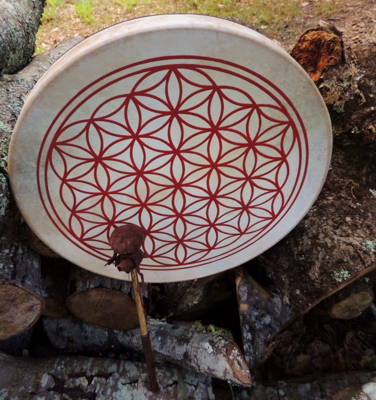 Frame Drum Connections (August 1        1PM-3PM)