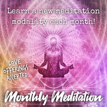 Monthly Meditation (May 23rd 5:30pm - 6:30pm)