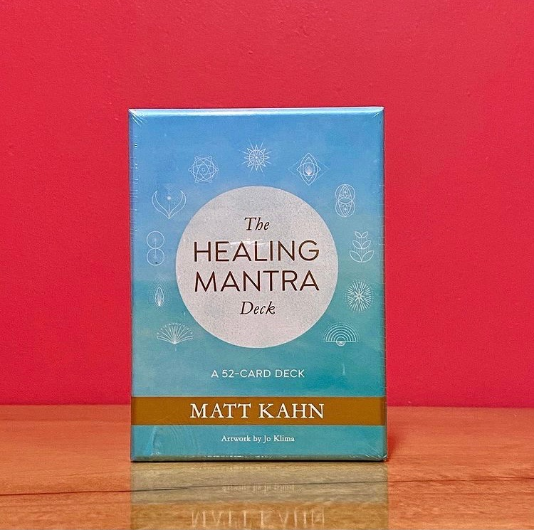 The Healing Mantra Deck