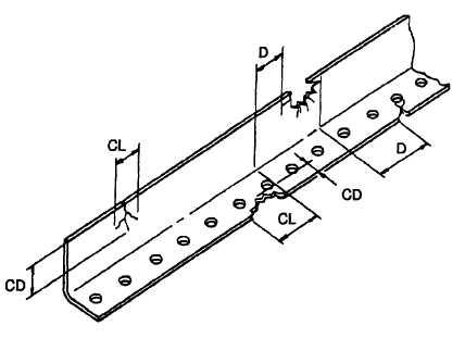 Figure 2-5. Measuring Cap or Longeron Damage