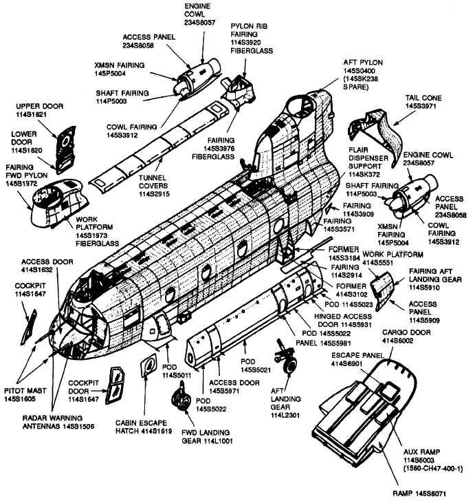 Boeing Aircraft Structural Repair Manual