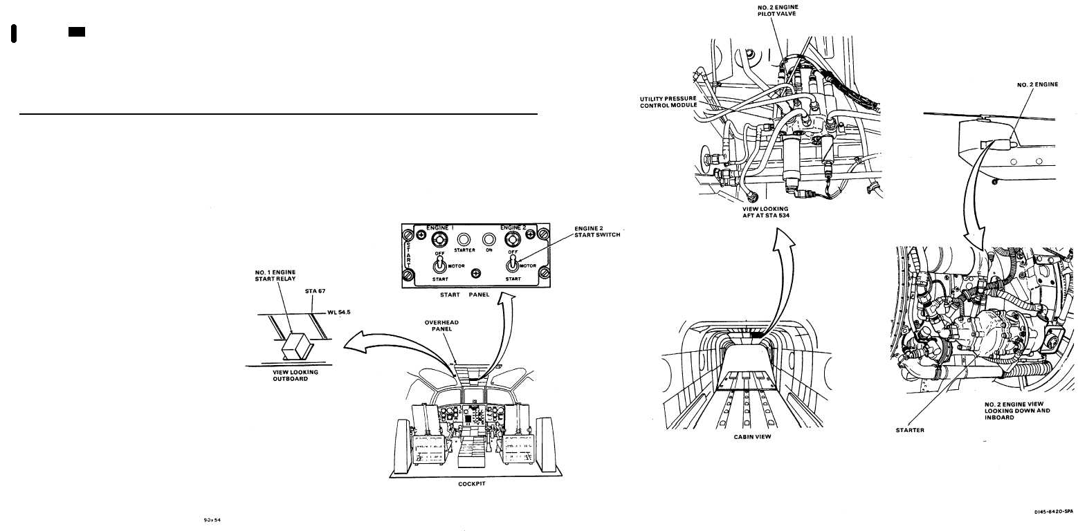 4-4.15 NO. 2 ENGINE DOES NOT MOTOR (GAS PRODUCER