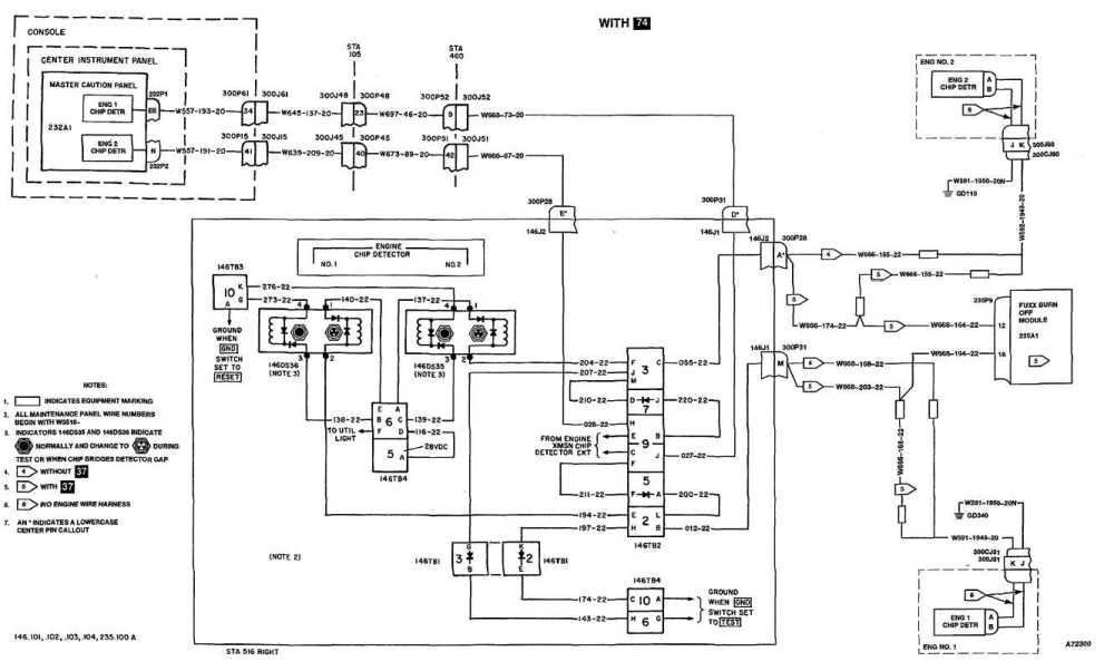 medium resolution of tm 55 1520 240 t 4 13 1 engine accessory gearbox chip detectors wiring diagram 4 13 1 end of task 4 314 change 17