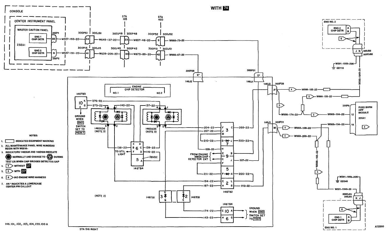 hight resolution of tm 55 1520 240 t 4 13 1 engine accessory gearbox chip detectors wiring diagram 4 13 1 end of task 4 314 change 17