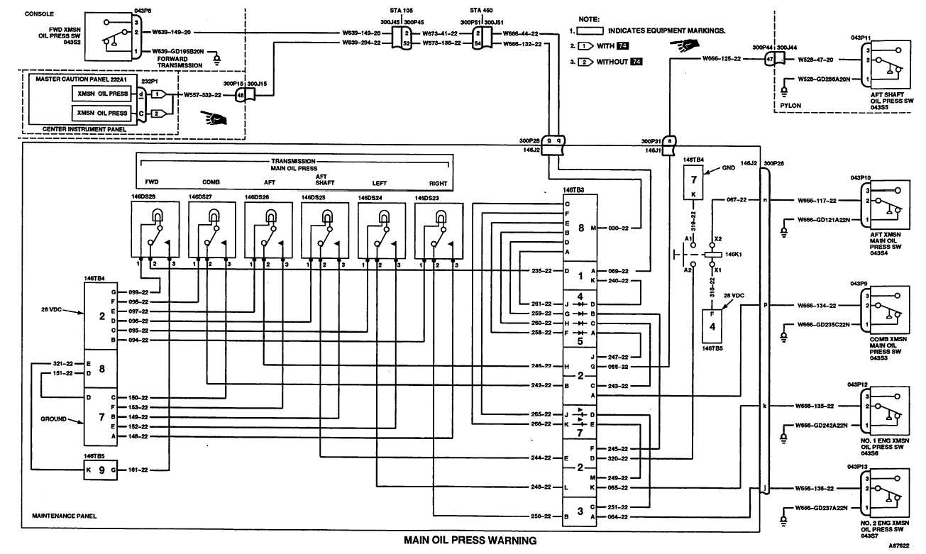 Oil Pressure Wiring Diagram