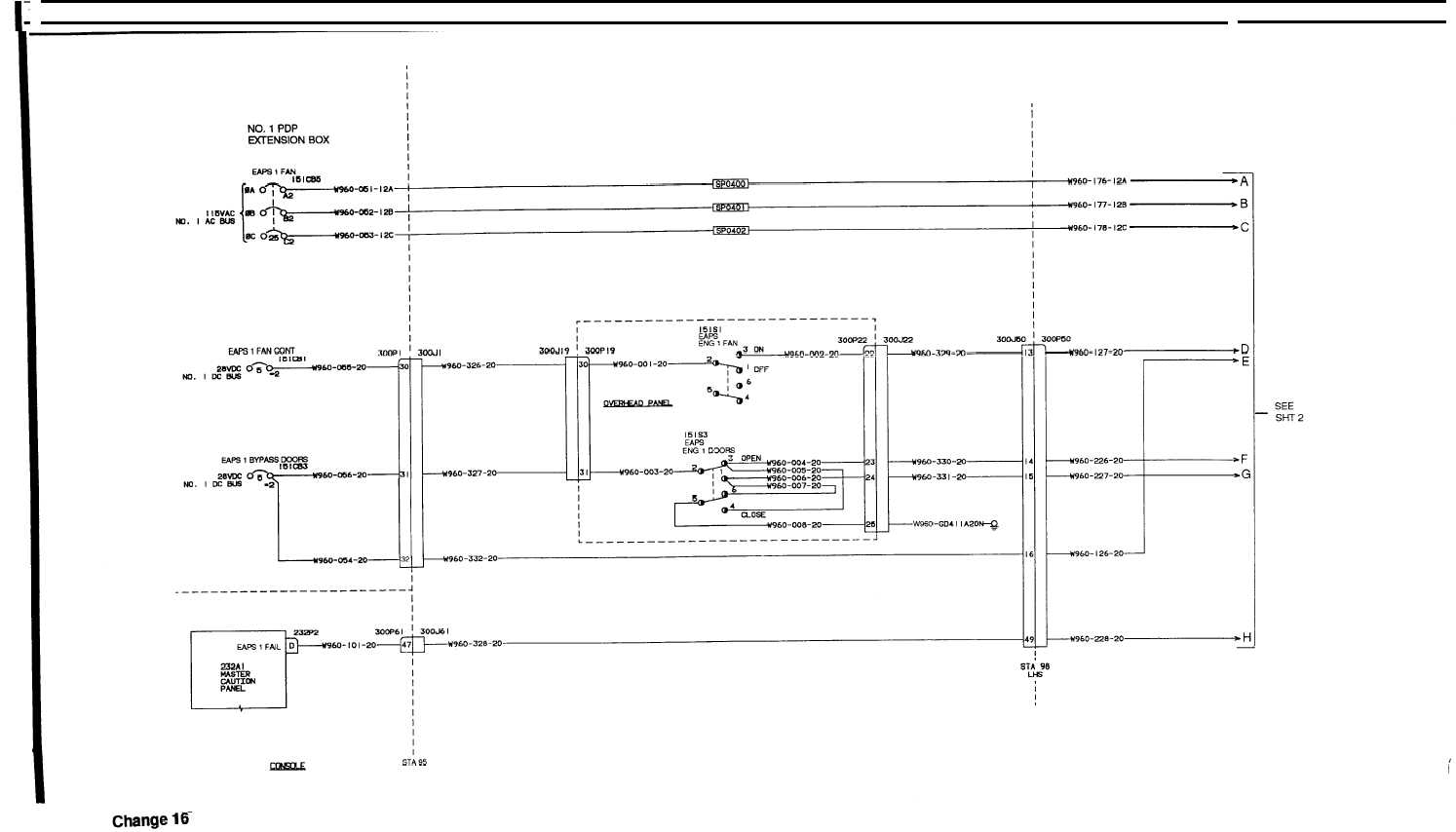 hight resolution of tm 55 1520 240 t 16 3 engine air particle separator system 16 3 16 3 1 engine no 1 air particle separator wiring diagram 16 3 1 16 110