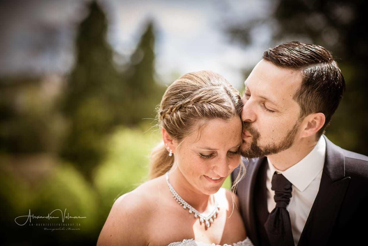 Romantik, Villa Bovery Hochzeitsfotograf