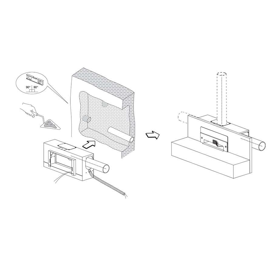 installazione-contropresa-da-incasso-a-battiscopa-sistem-air