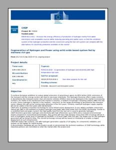 CH2P Summary - WebImg