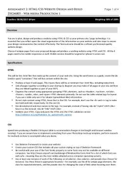 DIGM707_WebMediaProduction1_Assignment_2_Page_1