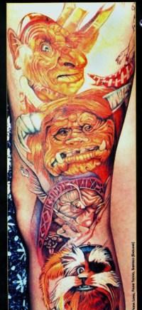 dossier tatouages 2
