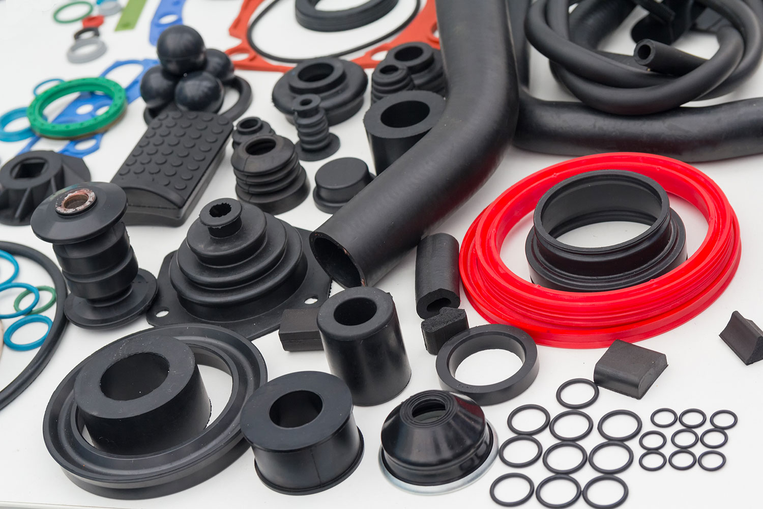 rubber chabel