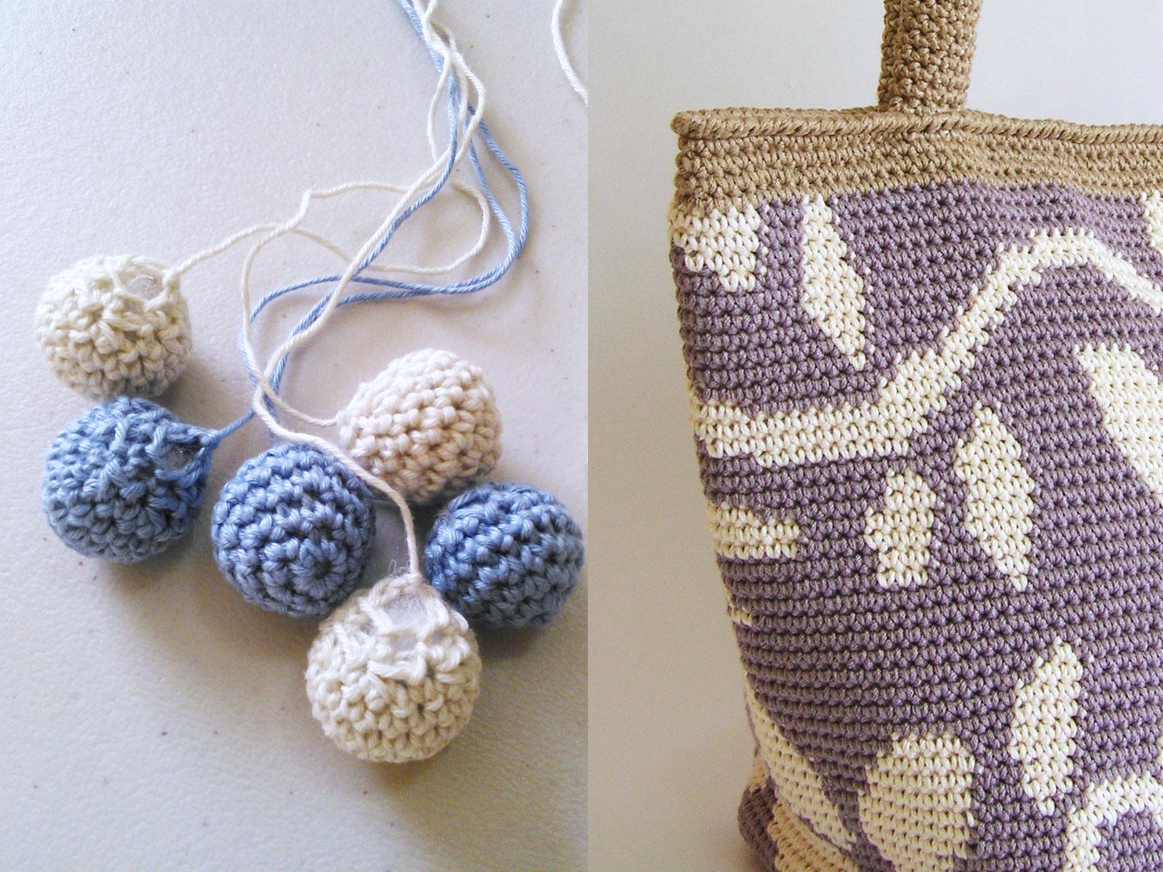 Crochet and knit designers from around the globe Diseadores de tejido del mundo