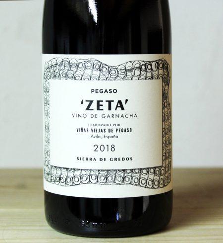 Viñas Viejas Pegaso 'Zeta' Cebreros 2018