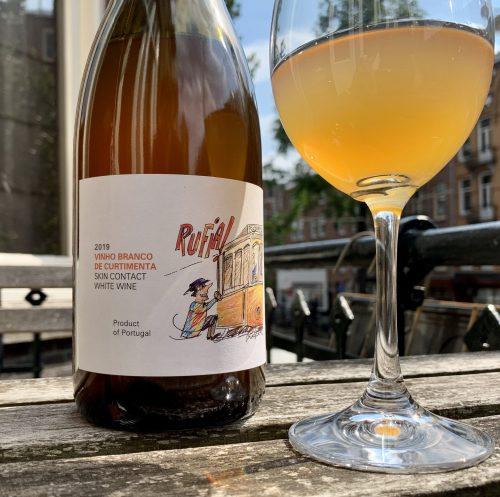 Joao Tavares de Pina Orange Wine