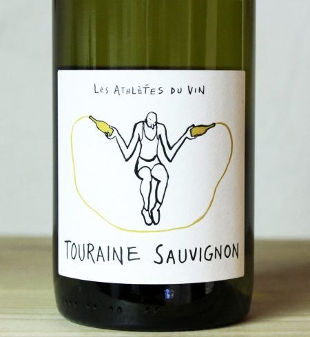 Les Athletes du Vin 'Vini be Good' Touraine Sauvignon Blanc 2018