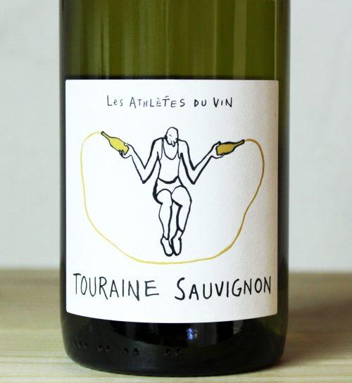 Les Athletes du Vin 'Vini be Good' Touraine Sauvignon Blanc 2018