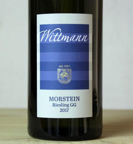 Weingut Wittmann Morstein Riesling GG 2017