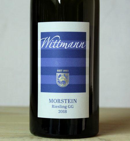 Weingut Wittmann Morstein Riesling GG 2018
