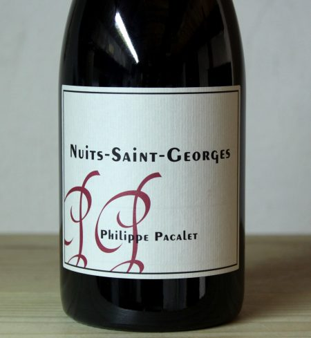 Philippe Pacalet Nuits-Saint-Georges 2015