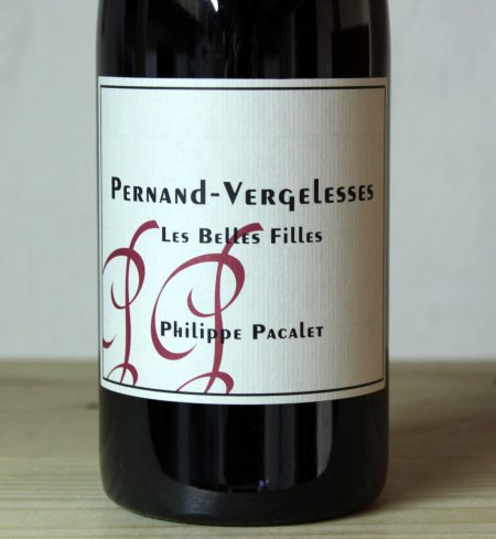 Philippe Pacalet Pernand-Vergelesses 'Les Belles Filles' 2014