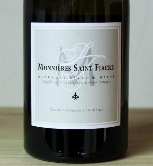 Monnières Saint Fiacre Muscadet Sèvre & Maine 2015