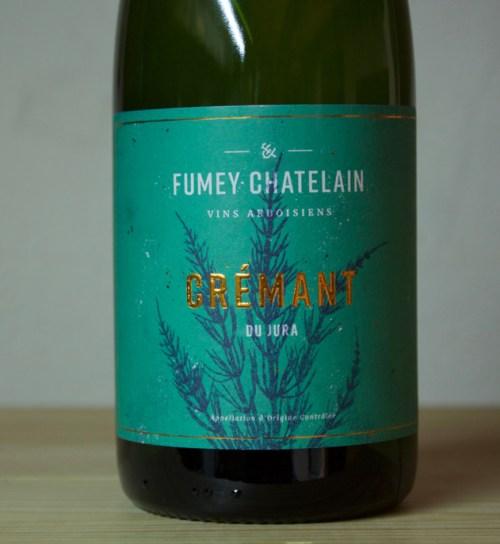 Fumey-Chatelain Crémant du Jura