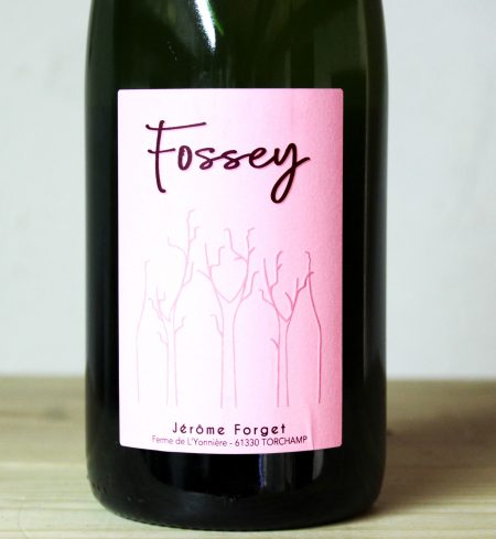 Jerome Forget Poiré 'Fossey' Single Variety Sans Souffre 2018