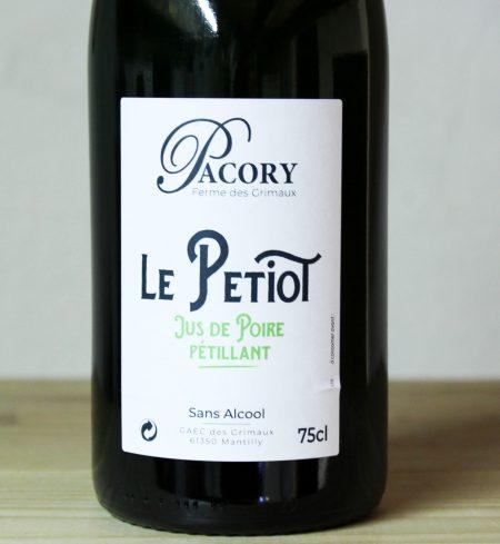 Pacory Le Petiot 0.0%