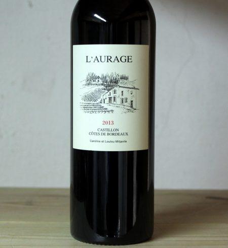 L'Aurage 2013