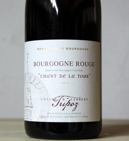 Céline et Laurent Tripoz Bourgogne Rouge 'Chant de la Tour' 2019