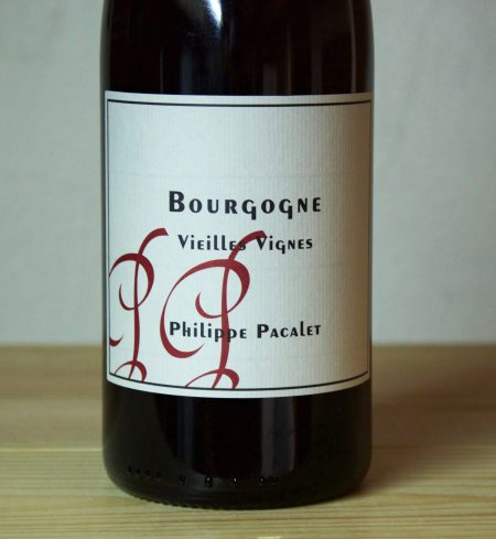 Philippe Pacalet Bourgogne Rouge 2017