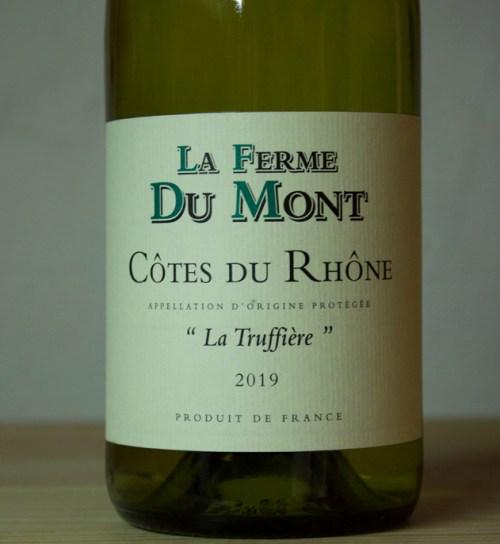 La Ferme du Mont Chateau 'la Truffiere' 2019