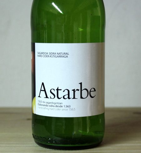 Astarbe natural cider