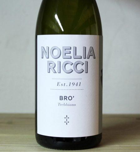 Noelia Ricci BRO' Romagna DOC Trebbiano