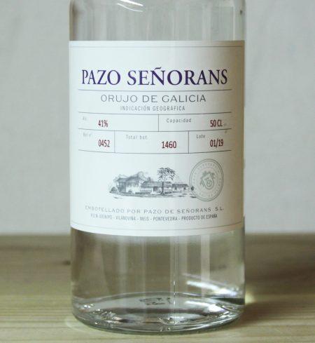Pazo de Señorans orujo de Galicia