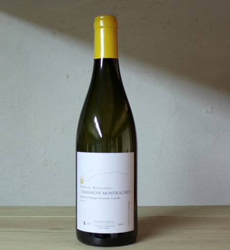 Bonnardot Chassagne Montrachet 2019 full bottle