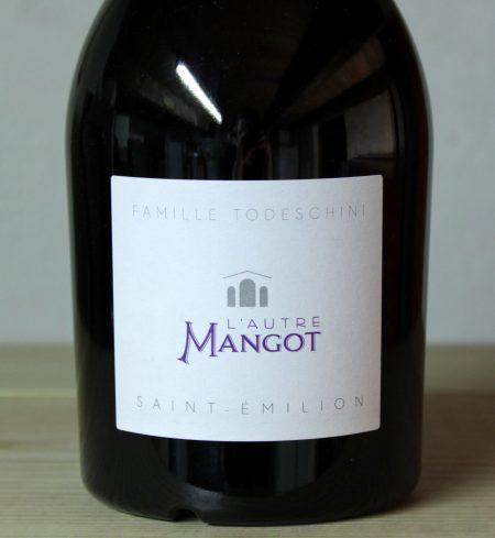l'Autre Mangot Saint-Émilion Sans Soufre 2019