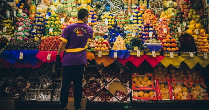 5 motivos para comprar seus alimentos naturais de mercados locais
