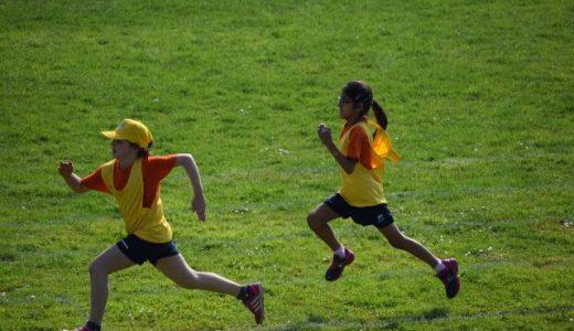 【走り方のコツ】子どものかけっこが速くなる練習方法