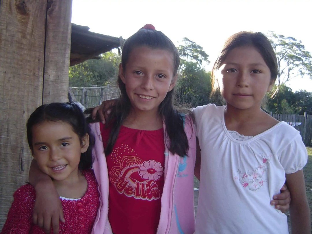 Bolivia Chaco Fund Life Residents and Future Scholars